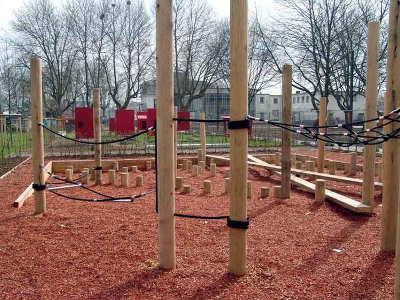 Klettergerüst Robinie : Spielplatzdesigner archive erlkoenig design spielplatz carving