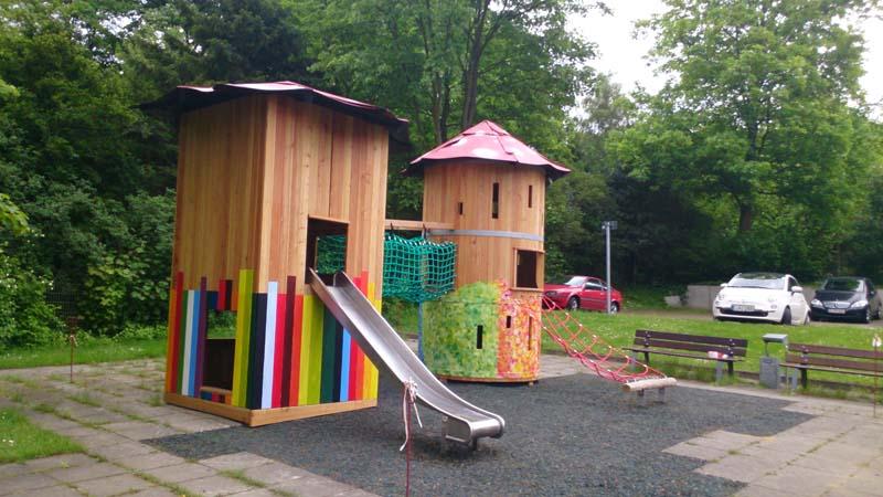 spielplatz design
